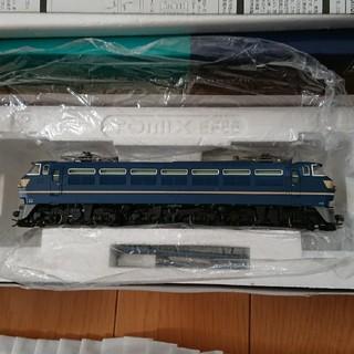 トミー(TOMMY)のtomix トミックス HO-116 国鉄EF66形電気機関車(ひさし付き)(鉄道模型)