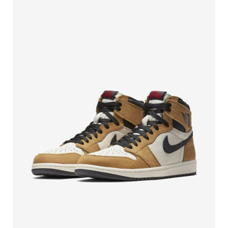 NIKE - 27 NIKE AIR JORDAN 1 ROOKIE OF THE YEAR