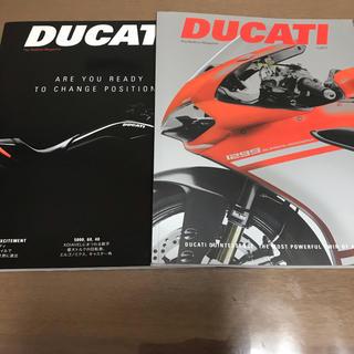 ドゥカティ(Ducati)のDucati Redlining Magazine 2016.2017(その他)