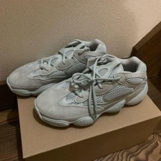 アディダス(adidas)のYEEZY 500 SALT 新品 24.5cm(スニーカー)