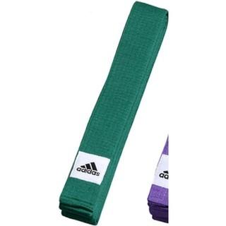 アディダス(adidas)の空手帯 緑 (相撲/武道)
