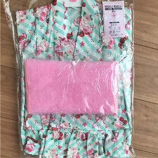 ユニクロ(UNIQLO)の新品未使用 浴衣ドレス 90(甚平/浴衣)