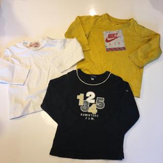 ナイキ(NIKE)のNIKE 組曲 ロンT 90 3枚セット(Tシャツ/カットソー)