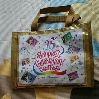 ディズニー(Disney)のディズニー35周年 袋のみ(キャラクターグッズ)