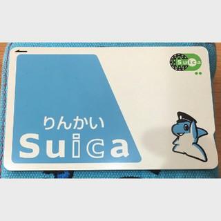 スイカカード Suica りんかい(鉄道)