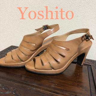 YOSHITOパンプス(サンダル)
