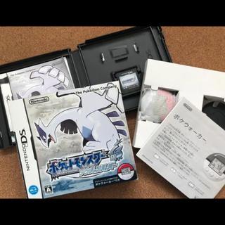 ニンテンドーDS(ニンテンドーDS)のポケットモンスター ソウルシルバー(携帯用ゲームソフト)