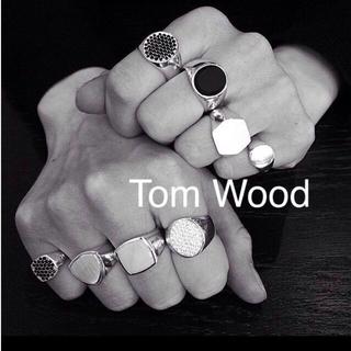 マルタンマルジェラ(Maison Martin Margiela)のTom Wood トムウッド リング 指輪 シルバー 雑誌掲載(リング(指輪))