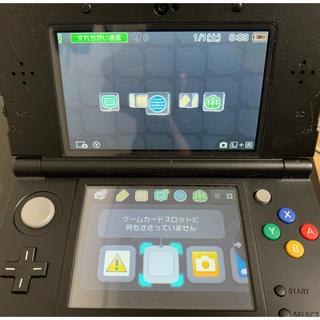 ニンテンドー3DS(ニンテンドー3DS)のnew任天堂3DS(携帯用ゲーム本体)
