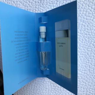 ドルチェアンドガッバーナ(DOLCE&GABBANA)のドルチェ&ガッバーナ ライトブルー オードトワレ(香水(女性用))