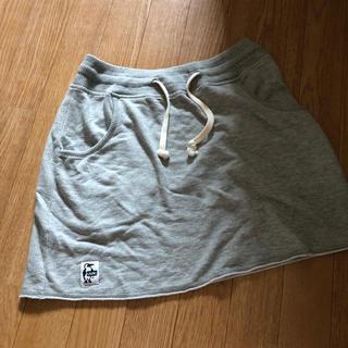 チャムス(CHUMS)のチャムス スエット スカート(ひざ丈スカート)