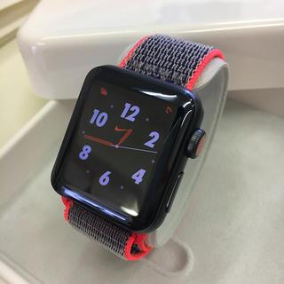 アップルウォッチ(Apple Watch)のApple Watch series3 セルラーモデル(その他)