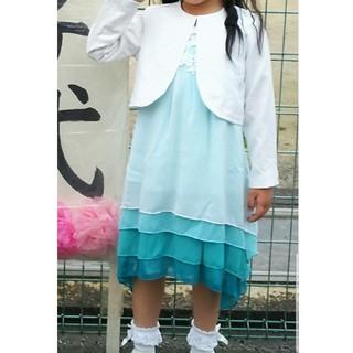 キャサリンコテージ(Catherine Cottage)のキャサリンコテージ 女の子 入学式フォーマル ペチコート付き3点セット(ドレス/フォーマル)