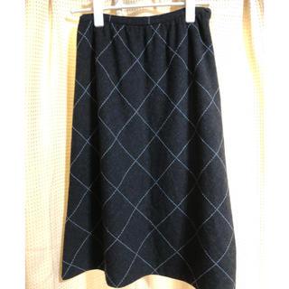サマンサモスモス(SM2)の【送料込】SM2  スカート/M(ひざ丈スカート)
