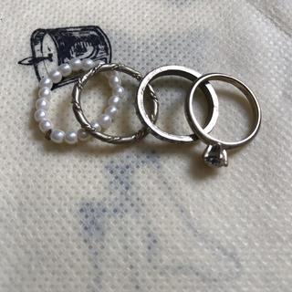 ビームス(BEAMS)の指輪(リング(指輪))