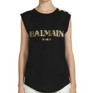 バルマン(BALMAIN)のバルマン(出品迷い中)(Tシャツ(半袖/袖なし))