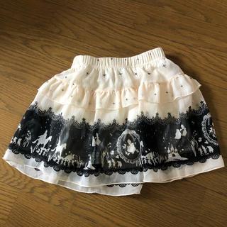 シマムラ(しまむら)のスカート 110(裏地パンツタイプ)(スカート)