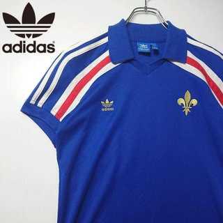 アディダス(adidas)のadidas originals ゲームシャツ Tシャツ トレフォイル N279(Tシャツ/カットソー(半袖/袖なし))