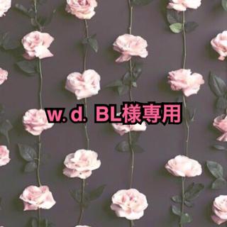 w.d.BLさん専用(フィギュア)
