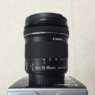 Canon - CANON 10-18mm STM