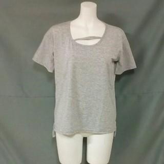 デコルテストラップ Tシャツ(Tシャツ(半袖/袖なし))