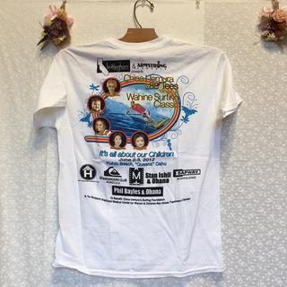 ヘインズ(Hanes)の感謝sale♥4344♥Hanes♥柄が可愛いトップス ティシャツ Hawaii(Tシャツ(半袖/袖なし))