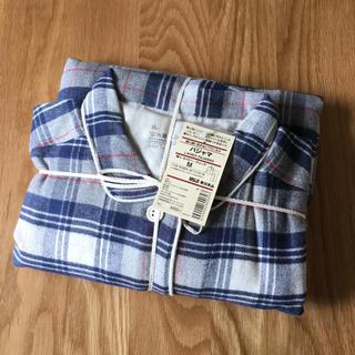 ムジルシリョウヒン(MUJI (無印良品))の新品タグ付き 無印 フランネルパジャマ(パジャマ)