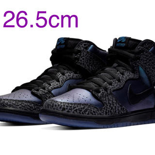 NIKE - 26.5 NIKE DUNK SB BLACK SHEEP HORNETS