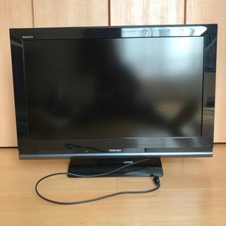 トウシバ(東芝)の(ジャンク品)  2009年製 東芝 REGZA 32型(テレビ)