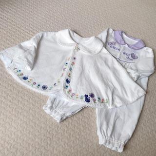 アナスイミニ(ANNA SUI mini)のアナスイ ベビー服(カバーオール)
