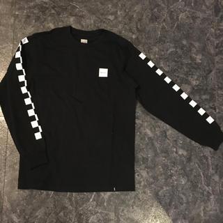 ハフ(HUF)の新品 mサイズ huf tシャツ ロンt(Tシャツ/カットソー(七分/長袖))