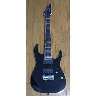 アイバニーズ(Ibanez)のibanez rgir27 7弦ギター 中古 EMG(エレキギター)