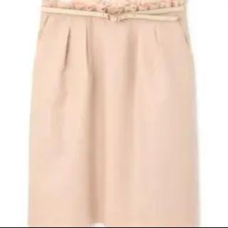 PROPORTION BODY DRESSING - 新品タグ付き ジェントリードピーススカート ピンク