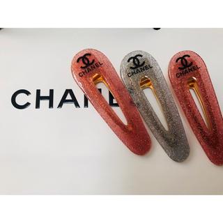 シャネル(CHANEL)のCHANEL ヘアピン 3セット(ヘアピン)