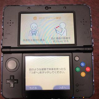ニンテンドー3DS(ニンテンドー3DS)の3DS 付属品あり(携帯用ゲーム本体)