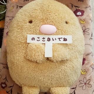 サンエックス(サンエックス)の☆送込・すみっコぐらし・メッセージぬいぐるみ☆(ぬいぐるみ)