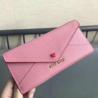 miumiu - MiuMiu レディース 二つ折り財布