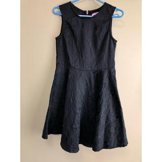 キッカザダイアリーオブ(KIKKA THE DIARY OF)の刺繍ドレス(ミディアムドレス)