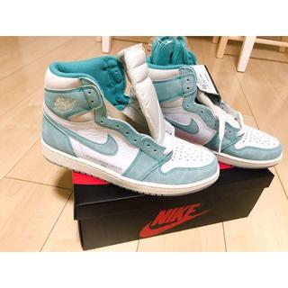 NIKE - NIKE AIR JORDAN1 TURBO GREEN 26.5cm