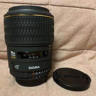 SIGMA - Nikon用 中望遠マクロ SIGMA 105mm 1:2.8D MACRO