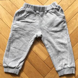 ムジルシリョウヒン(MUJI (無印良品))の無印良品  スウェットパンツ80(パンツ)