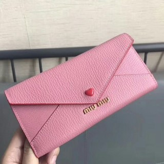 miumiu - レディース 二つ折り財布