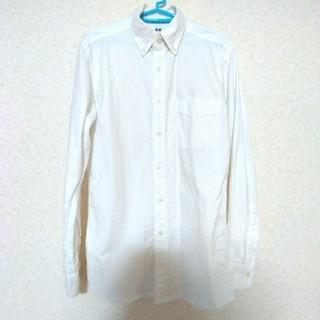 ユニクロ(UNIQLO)のオックスフォードシャツ(シャツ)