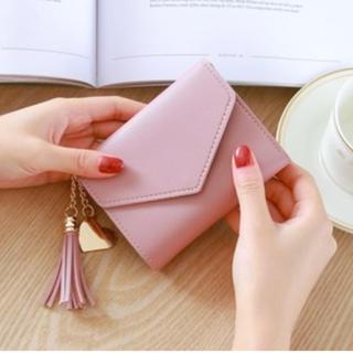 三つ折りカード入れ(折り財布)