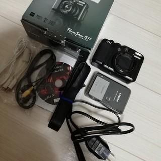 キヤノン(Canon)のCanon G11(コンパクトデジタルカメラ)