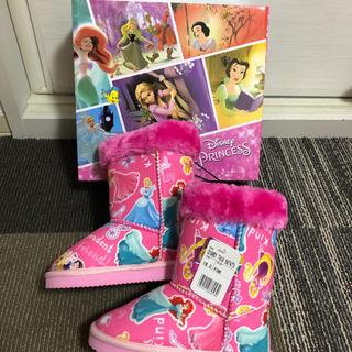 ディズニー(Disney)の新品 プリンセス ムートン ブーツ(ブーツ)