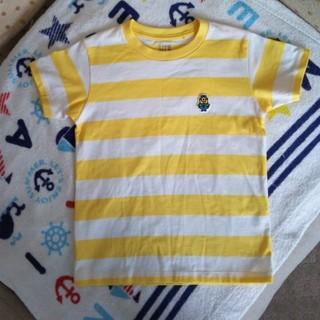 ユニクロ(UNIQLO)のユニクロ ミニオンTシャツ 120センチ(Tシャツ/カットソー)