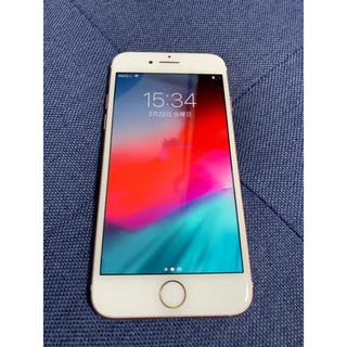 iPhone7 128GB ピンク SiMフリー