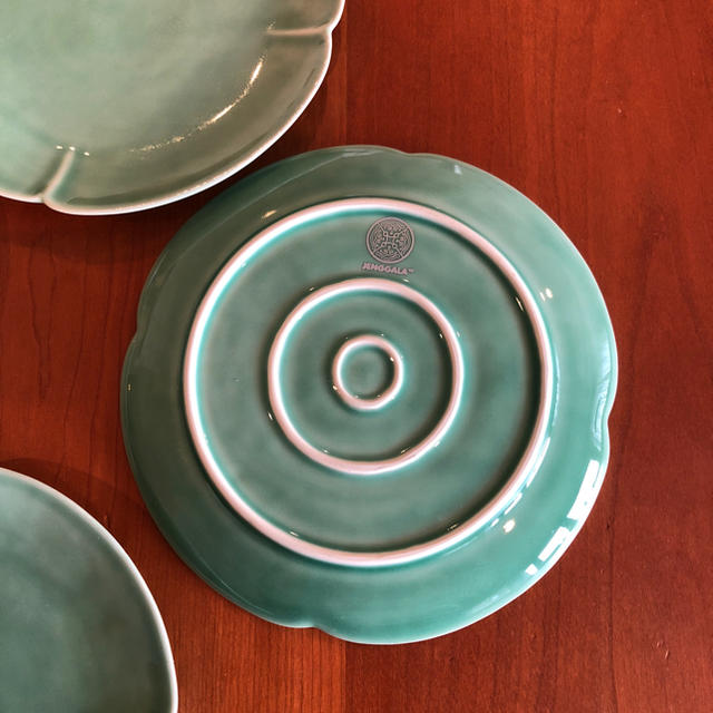 Jenggala(ジェンガラ)のJENGGALA  4枚組 美品 インテリア/住まい/日用品のキッチン/食器(食器)の商品写真