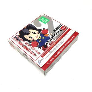ニンテンドー3DS(ニンテンドー3DS)の【セーブエディター2】新品未開封(携帯用ゲームソフト)